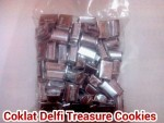 Harga Coklat Delfi Treasure Cookies
